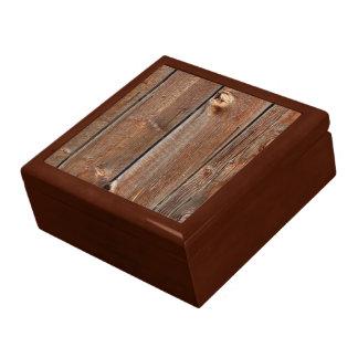 BARN BOARD JEWELRY BOX
