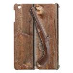 BARN BOARD WITH GUN CASE FOR THE iPad MINI