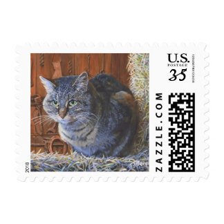 Barn Cat Postage