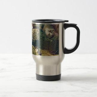 Barn Cat Travel Mug