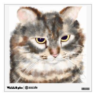 Barn Cat Wall Sticker