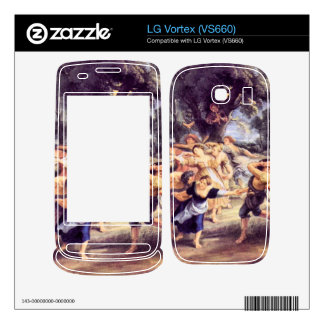 Barn dance by Paul Rubens Decals For The LG Vortex