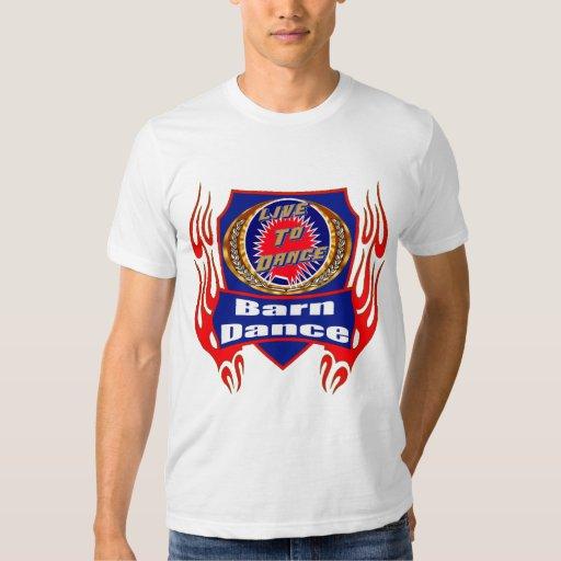 Barn Dance Wear T-shirts