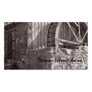 Barn Detail Double-Sided Standard Business Cards (Pack Of 100)