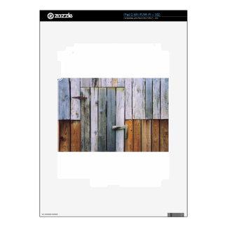 Barn Door Decal For iPad 2