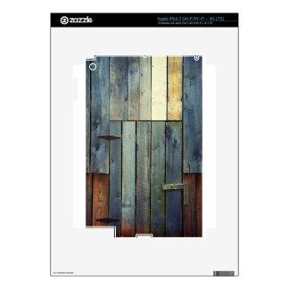 Barn Door Decal For iPad 3