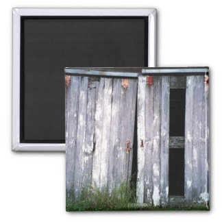 Barn Doors Old Buildings Barns Photo Magnet
