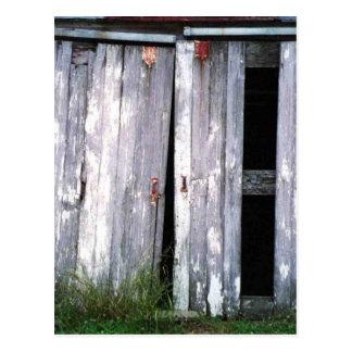 Barn Doors Old Buildings Barns Photo Postcard