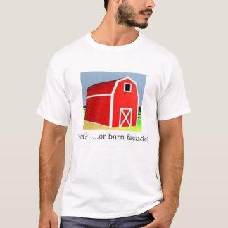 barn facade? (Gettier problem) T-Shirt
