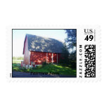 barn, Fairview Farm Postage Stamps