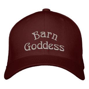 02fbfb9fd5a Barn Goddess Cute Horse Embroidered Baseball Hat