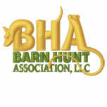 Barn Hunt Association LLC Embroidered Polo