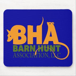 Barn Hunt Association LLC Logo Gear Mouse Pad