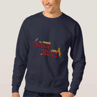 Barn Hunt Embroidered Shirt