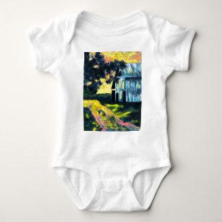 Barn Image Baby Bodysuit