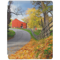 Barn in Fall iPad Smart Cover