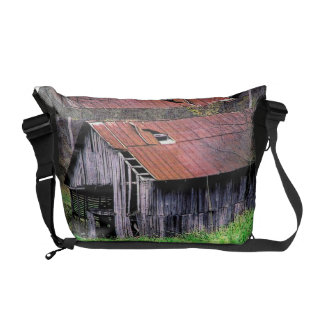 Barn Messenger Bag