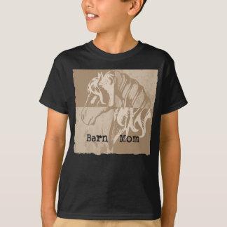 Barn Mom T-Shirt