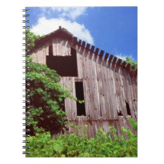 Barn Notebook