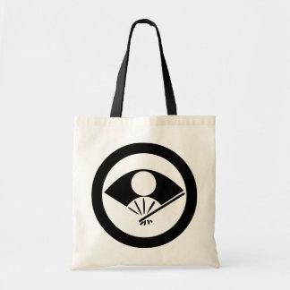 Barn Ogi Sensu, Japan Tote Bags