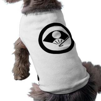 Barn Ogi Sensu, Japan Dog T-shirt