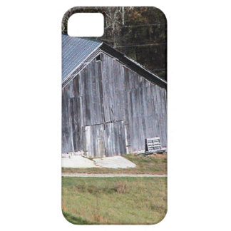 BARN ON A HILL SOUTHWEST VIRGINIA iPhone SE/5/5s CASE