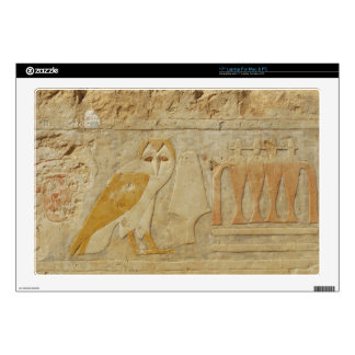 Barn OWL Ancient Egyptian Decal For Laptop