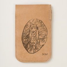 Barn owl art iPhone 6/6S case