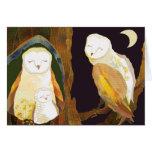 Barn Owl: Blank Card