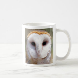 Barn Owl Classic White Coffee Mug