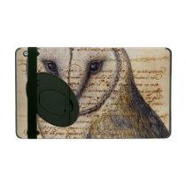Barn Owl Collage iPad Folio Cases