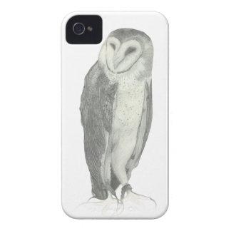 Barn Owl | Customizable iPhone 4 Case