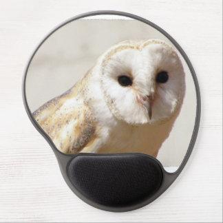 Barn Owl Gel Mousepads