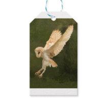 Barn Owl Hunting Gift Tags