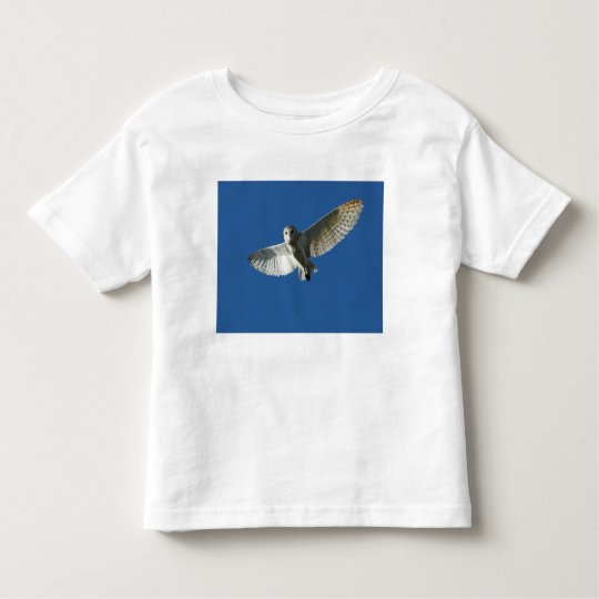 Barn Owl in Daytime Flight Toddler T-shirt