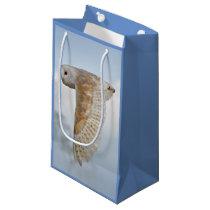 Barn Owl in Flight Gift Bag