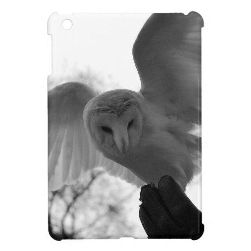 Barn Owl iPad Mini Cover