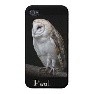 Barn Owl iPhone 4/4S Case