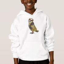 Barn Owl Kid's Hoodie
