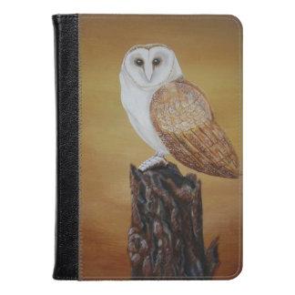 Barn Owl- Kindle Fire HD/HDX Folio Case