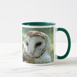 Barn Owl Look Mug