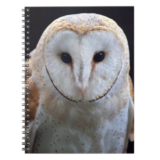 Barn Owl Notebook