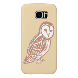 Barn Owl Oak Samsung Galaxy S6 Case Samsung Galaxy S6 Cases
