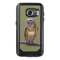Barn owl Otterbox phone case