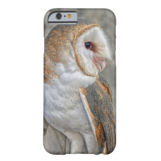 Barn Owl Profile Barely There iPhone 6 Case