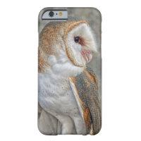 Barn Owl Profile iPhone 6 Case