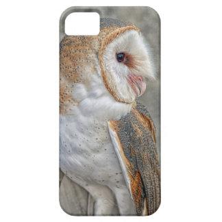 Barn Owl Profile iPhone SE/5/5s Case