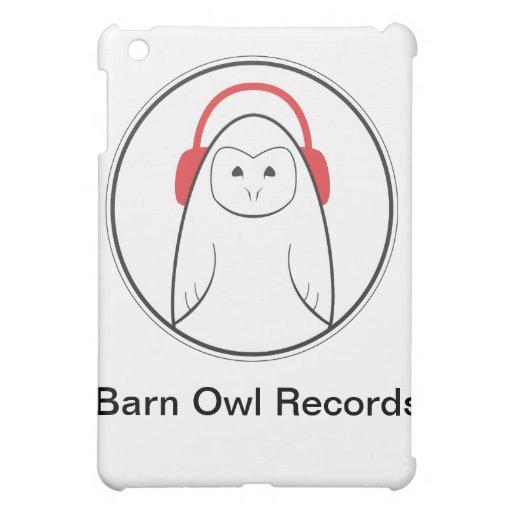 Barn Owl Records iPad Case