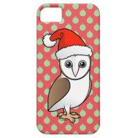 Barn Owl Santa Case-Mate Vibe iPhone 5 Case