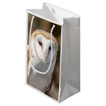 Barn Owl Small Gift Bag